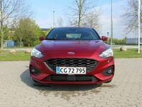 brugt Ford Focus 1,0 EcoBoost ST-Line 125HK 5d 6g