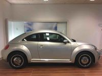 brugt VW Beetle 1,2 TSI Design 105HK 3d 6g