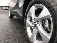 usado Toyota C-HR 1,8 B/EL C-ENTER Multidrive S 122HK 5d Aut.