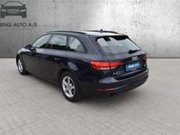 brugt Audi A4 Avant 2,0 TFSI 190HK Stc 6g - Personbil - Mørkblåmetal
