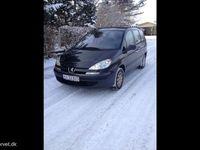 brugt Peugeot 807 2,0 SR 138HK