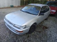brugt Toyota Corolla 1.3 i Hatchback XLi 5g 3d