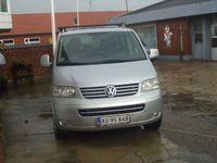 brugt VW Multivan 2,5 TDI Comfortline 130HK 6g