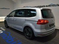 brugt VW Sharan 2,0 TDi 177 Highline DSG 7prs