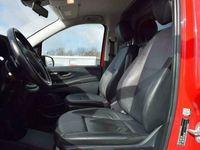 brugt Mercedes Vito 119 Lang 2,1 Bluetec 190HK Van 7g Aut.