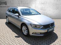 brugt VW Passat Variant 1,4 TSI BMT ACT Comfortline Plus DSG 150HK Stc 7g Aut. - Personbil - sølvmetal