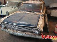 brugt Opel Rekord A Caravan