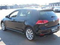 brugt VW Golf 2,0 TDI BMT R-Line DSG 150HK 5d 6g Aut.