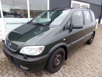 brugt Opel Zafira 2,0 DTi Elegance 7prs