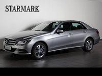 brugt Mercedes E220 E-ClassCDI BlueEFFICIENCY Avantgarde 7G-Tronic Plus 4d