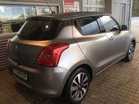 brugt Suzuki Swift 1,0 Boosterjet Exclusive mild-hybrid 112HK 5d