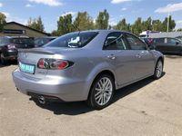 brugt Mazda 6 2,3 Turbo 4x4 260HK 6g