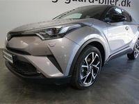 brugt Toyota C-HR 1,2 T C-ULT Smart - Sound - LED 116HK 5d 6g