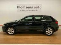 brugt Audi A3 Sportback 2,0 TDi 140 Ambiente
