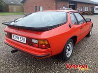 brugt Porsche 924 5-gear targa