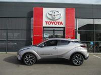 brugt Toyota C-HR 1,8 B/EL C-LUB Premium Selected Alcanta Multidrive S 122HK 5d Aut.