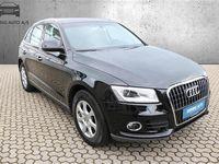 używany Audi Q5 2,0 TDI 150HK 5d 6g - Personbil - sort
