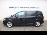 brugt VW Touran · 2,0 TDi 140 Comfortline DSG BMT · 5 d¸rs