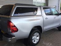 brugt Toyota HiLux 2,4 D-4D T3 4x4 150HK DobKab Aut.