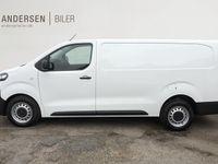 brugt Citroën Jumpy L3 2,0 Blue HDi Fleetline EAT8 122HK Van 8g Aut.