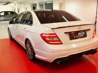 brugt Mercedes C200 2,2 CDi Elegance BE