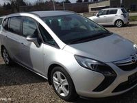 brugt Opel Zafira 2,0 CDTI Enjoy Start/Stop 130HK 6g