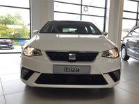used Seat Ibiza 1,0 TSI Style 95HK 5d