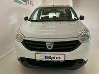 brugt Dacia Lodgy 1,6 16V Ambiance 7prs