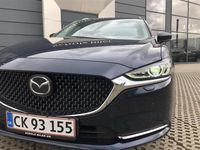 brugt Mazda 6 2,0 Skyactiv-G Optimum 165HK Stc 6g Aut. 2,0