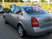 brugt Nissan Primera 2,0 Acenta