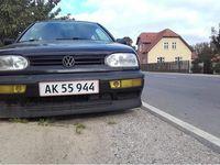 brugt VW Golf III 2,0 gti 16v 150 hk.