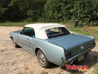 gebraucht Ford Mustang Cabriolet
