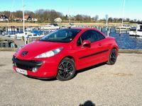 usado Peugeot 207 CC 1,6 120HK Cabr.