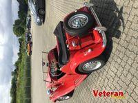 brugt MG TD 1,25 Roadster