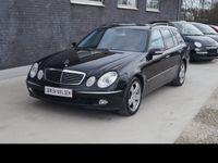 brugt Mercedes E320 E-ClassCDI T Avantgarde aut 5d