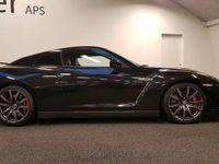 usado Nissan GT-R 3,8 V6 Black Edition