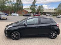 brugt Toyota Yaris Hybrid 1,5 Hybrid Premium 100HK 5d