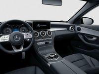 usata Mercedes C200 1,5 AMG Line aut.