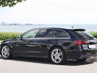brugt Audi A6 Avant 3,0 biturbo TDI Quattro Tiptr. 320HK Stc 8g Aut.