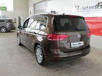 brugt VW Touran 1,6 TDi 110 Comfortline DSG BMT