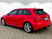 brugt Audi A3 Sportback 40 TFSi Limited+ quattro S-tr