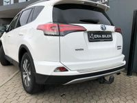 brugt Toyota RAV4 2,5 Hybrid H3 Safety Sense 4x2 197HK 5d