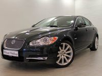 brugt Jaguar XF 3.0 D Luxury Sequential Shift 4d