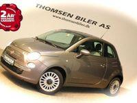 brugt Fiat 500 1,2 Lounge S/S 3d