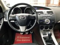 brugt Mazda 3 1,6 Advance