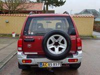 brugt Suzuki Grand Vitara 2,0 2,0 DIESEL VAN