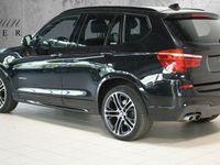 brugt BMW X3 35d - 313 hk X-Drive Automatic M-sport