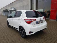 brugt Toyota Yaris 1,5 VVT-I T3 111HK 5d 6g