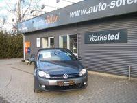 brugt VW Golf Cabriolet VI 1,4 TSi 122 DSG 2d