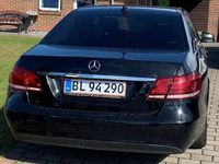 brugt Mercedes E200 2,1